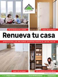 Renueva tu casa