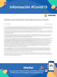 Información Repsol #Covid19