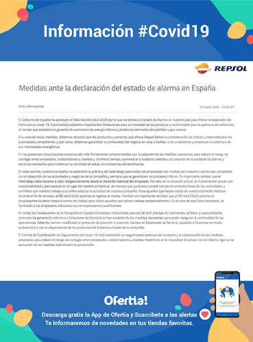 Información Repsol #Covid19- Page 1