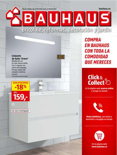Compra en Bauhaus con toda la comodidad que mereces- Page 1