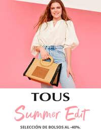 Summer Edit. Selección de bolsos al -40%