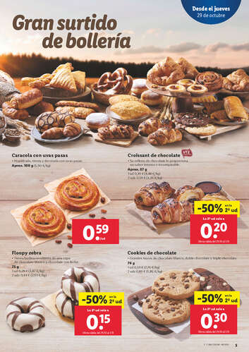 Pasta fresca rellena al -50%- Page 1