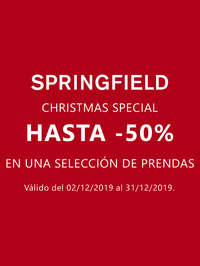 Christmas Special. Hasta -50%