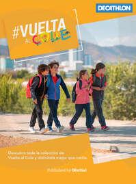 #VueltaAlCole con Decathlon 🎒