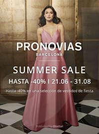Summer Sale. Hasta -40%