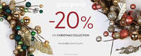 -20% on Christmas Collection