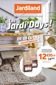 Los Jardi' Days!
