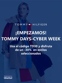 Tommy Days - Cyber Week