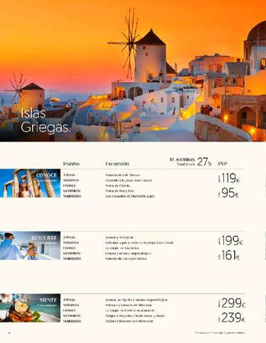 paquetes de excursiones- Page 1