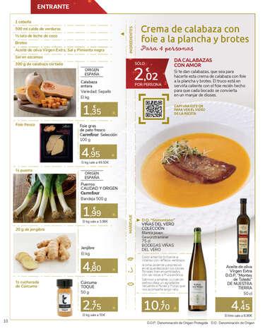 Ideas Gourmet para todas las familias- Page 1