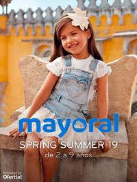 Spring Summer 19. De 2 a 9 años