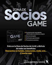 Zona de Socios Game
