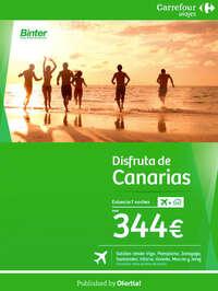 Disfruta de Canarias
