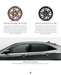 Civic 5 puertas 2021