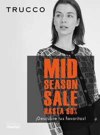 Mid Season Sale. Hasta 60%