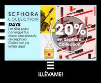 Sephora Collection Days