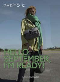 Hello September, I'm ready!