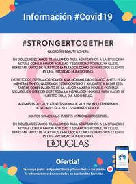 Información Douglas #Covid19