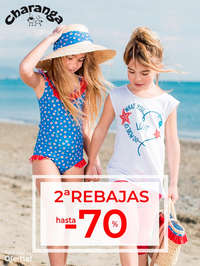 ¡2as Rebajas! Hasta -70%