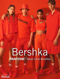 Pantone takes over Bershka