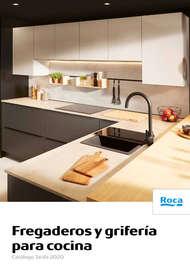 Fregaderos y grifería para cocina 2020