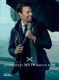 J.P Hackett No14 Savile Row