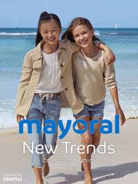 New Trends. Colección Junior
