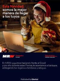 Esta Navidad, somos la mejor manera de llegar a los tuyos