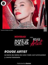 Rouge Artist