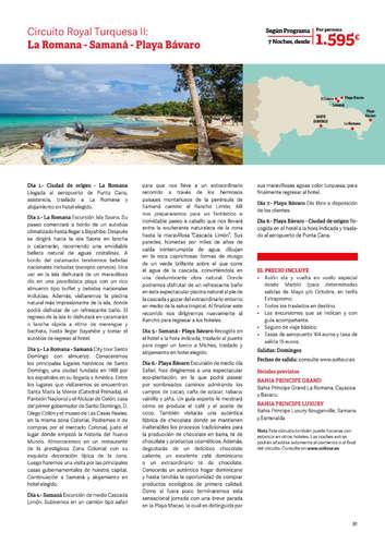 Sensaciones en Bahía Príncipe 2020-2021- Page 1