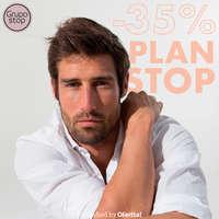 Plan stop 35%