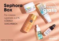Sephora Box, llévate 5 minitallas gratis* 🎁