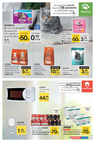 - 2ª unidade - 50% nos produtos sinalados -- Page 1