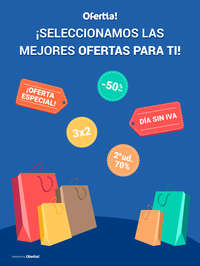 ¡Seleccionamos las mejores ofertas para tí!