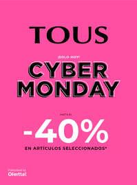 Cyber Monday hasta -40%