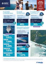 Cruceros Estrella 2020