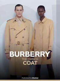 Burberry the trench coat