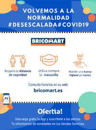Medidas para tu seguridad #Desescalada