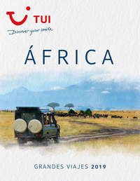 África, grandes viajes