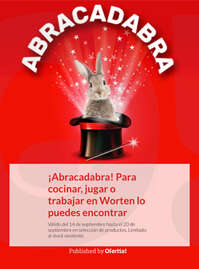 ¡Abracadabra! 🎩