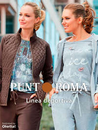 Punt roma ropa mujer