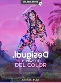 El Oráculo del Color - Tropical, creativa y exuberante