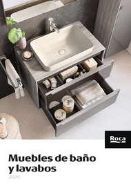 Catálogo Muebles de baño y lavabos 2020