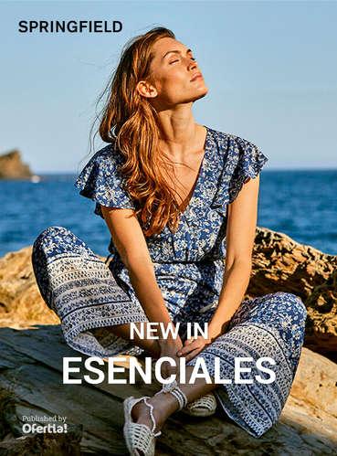 New In. Esenciales- Page 1