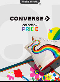 Converse Colección Pride 🌈