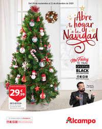 Abre tu hogar a la Navidad