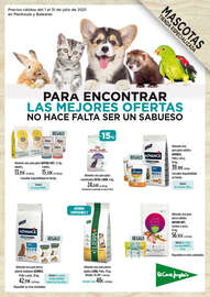 Las mejores ofertas para tus mascotas 😍