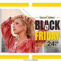 Llega Black Friday a Marco Aldany!