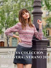 Nueva colección primavera - verano 2020