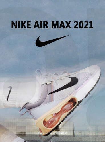 Nike Air Max 2021- Page 1